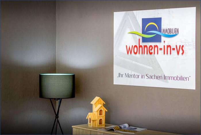Ihr Immobilienmakler Villingen-Schwenningen Büro innen
