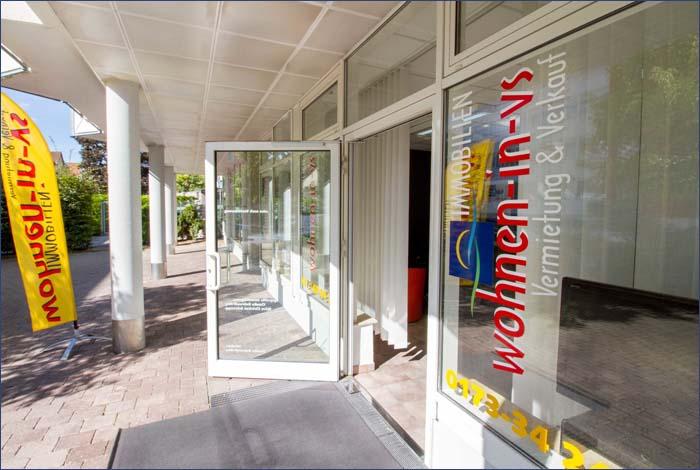 Immobilienmakler Villingen-Schwenningen Büro